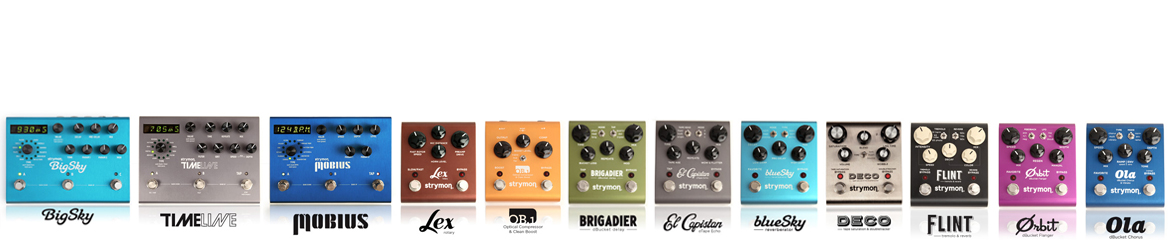 The Candy Store For Guitarists Massive Selection Over 750 Pedals In Stock Shop now!